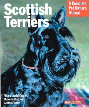 Scottish Terriers book written by Sharon Vanderlip