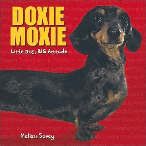 Doxie Moxie: Little Dog, Big Attitude book written by Melissa Sovey