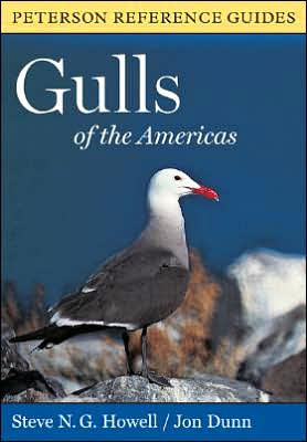 Gulls of the Americas (Peterson Reference Guides Series) book written by Steve N.G. Howell