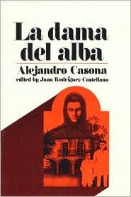 La dama del alba (Lady of the Dawn) book written by Alejandro Casona