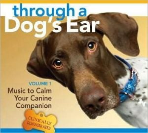 Through a Dog's Ear: Music to Calm Your Canine Companion book written by Joshua Leeds