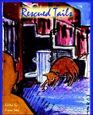 Rescued Tails book written by Fiona Seed
