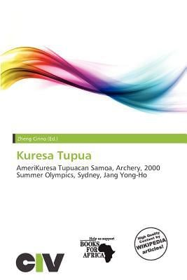 Kuresa Tupua written by Zheng Cirino