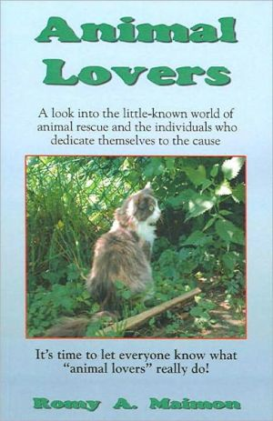 Animal Lovers book written by Romy A. Maimon