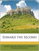 Edward the Second book written by Christopher Marlowe