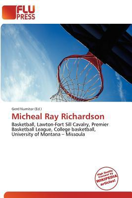 Micheal Ray Richardson written by Gerd Numitor