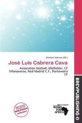 Jos Luis Cabrera Cava written by Germain Adriaan