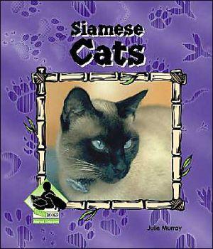 Siamese Cats book written by Julie Murray