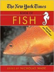 Fish book written by Nicholas Wade