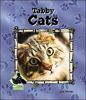 Tabby Cats book written by Julie Murray