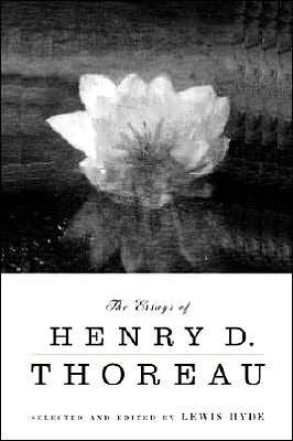 Essays of Henry D. Thoreau book written by Henry David Thoreau
