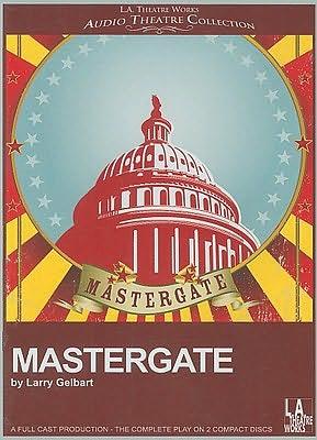 Mastergate book written by Larry Gelbart