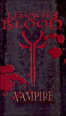 Vampire: The External Struggle book written by White Wolf Games Studio