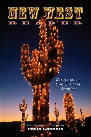 New West Reader book written by Phillip Connors