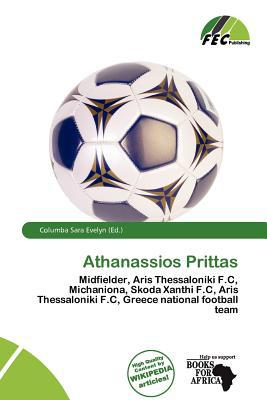 Athanassios Prittas written by Columba Sara Evelyn