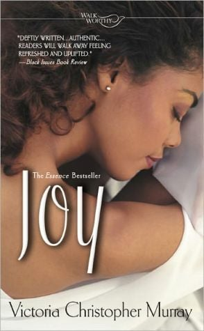 Joy book written by Victoria Christopher Murray