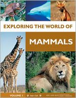 Exploring the World of Mammals book written by Nancy B. Simmons