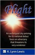 Plight book written by K. Lynn Lewis