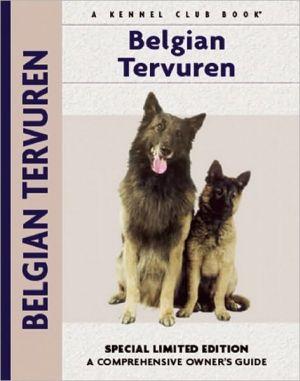 Belgian Tervuren book written by Robert Pollet