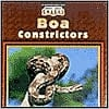 Boa Constrictors (World's Largest Snakes Series) book written by Valerie J. Weber