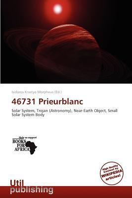 46731 Prieurblanc written by Isidoros Krastyo Morpheus