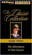 Adventures of Tom Sawyer book written by Mark Twain