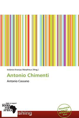 Antonio Chimenti written by Isidoros Krastyo Morpheus