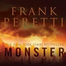 Monster book written by Frank Peretti