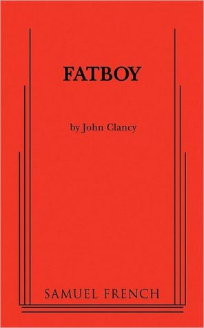 Fatboy book written by John Clancy