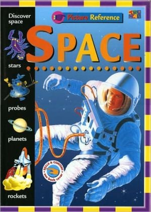 Space book written by Sue Becklake