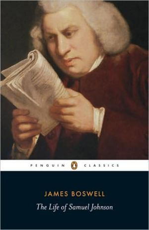 The Life of Samuel Johnson book written by James Boswell
