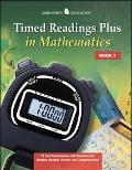 Timed Readings Plus In Mathematics Book 5 written by McGraw-Hill