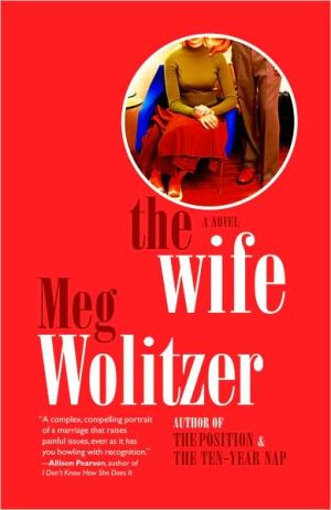 The Wife book written by Meg Wolitzer