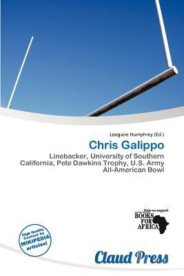 Chris Galippo written by L. Egaire Humphrey