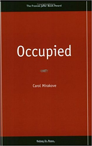 Occupied book written by Carol Mirakove