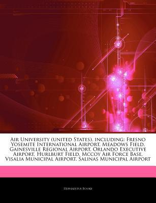 Articles on Air University (United States), Including written by Hephaestus Books