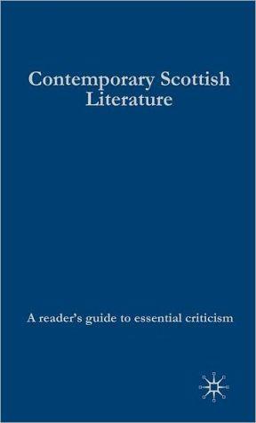 Contemporary Scottish Literature written by Matt McGuire