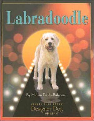Labradoodle book written by Miriam Fields-Babineau