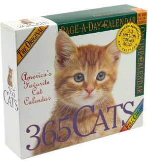 The Original 365 Cats 2006 Calendar book written by Workman Publishing Company