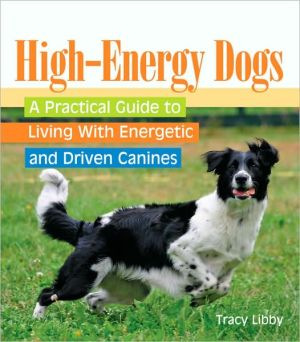 High-Energy Dogs: A Practical Guide to Living with Energetic and Driven Canines written by Tracy Libby