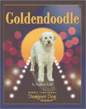 Goldendoodle book written by Kathryn Lee