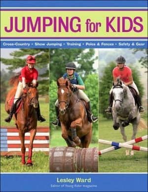 Jumping for Kids book written by Lesley Ward