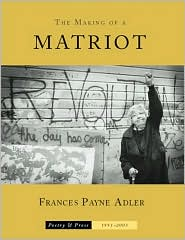 The Making of a Matriot book written by Frances Payne Adler