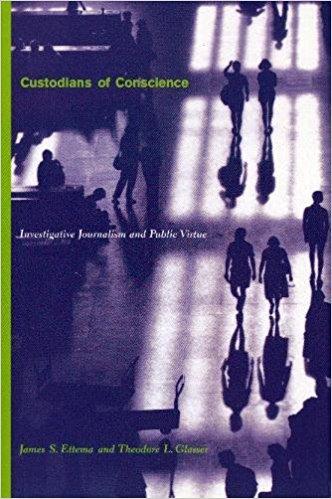 Custodians of conscience book written by James S. Ettema