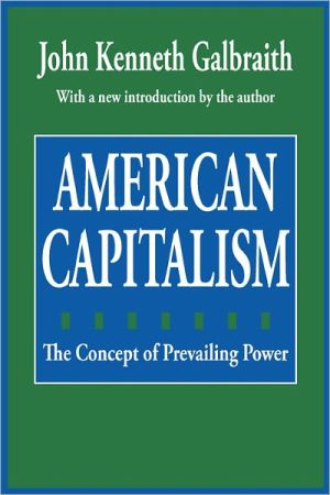 American Capitalism (Paper) book written by John Kenneth Galbraith
