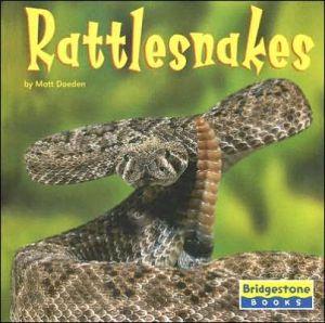 Rattlesnakes book written by Matt Doeden