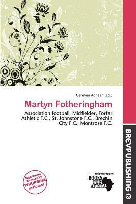 Martyn Fotheringham written by Germain Adriaan