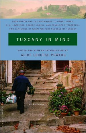 Tuscany in Mind written by Alice Leccese Powers