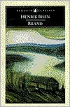 Brand: A Version for the Stage by Geoffrey Hill book written by Henrik Ibsen