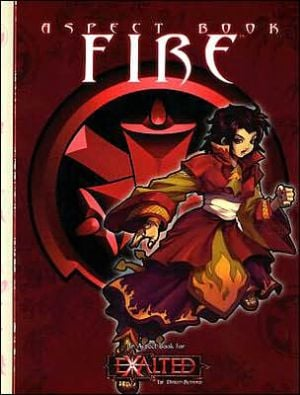 Aspect Book: Fire written by White Wolf